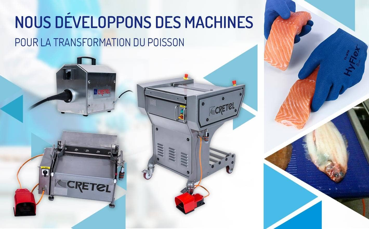 Reysan élargit son catalogue de machines à poisson | Reysan