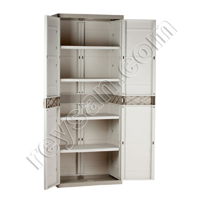 ARMOIRE RESINE MULTI FONCTIONS