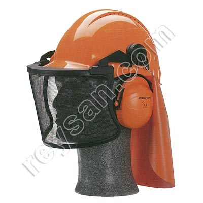 CASQUE PELTOR FORESTIER G5005C