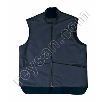 GILET FROID -40º NAVY