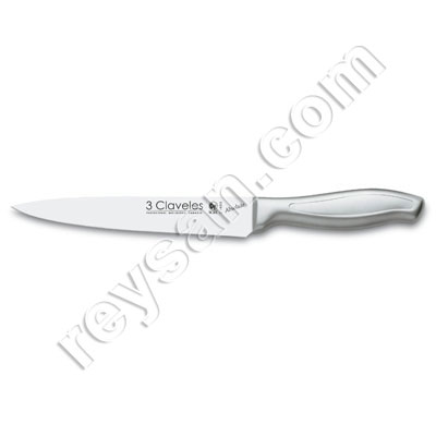 COUTEAU INOX 17 CM 1484