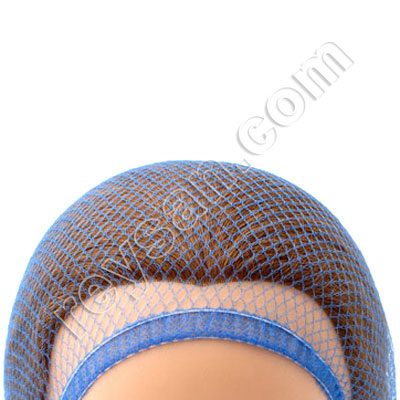 CASQUETTE FILET 843K BLUE 100U