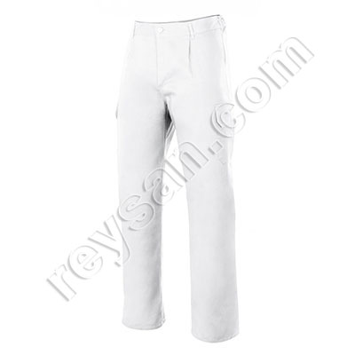 PANTALON MULTIPOCHES TERGAL