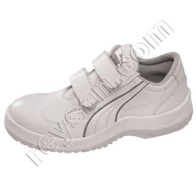 chaussure puma blanche