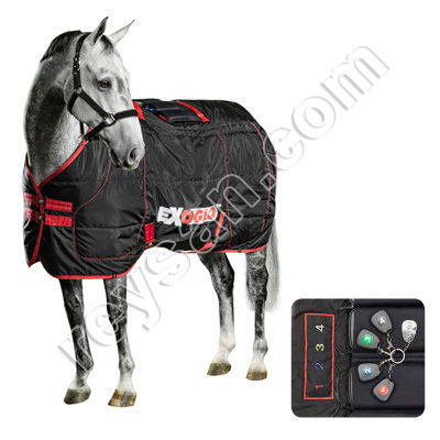 COUVERTURE CALEFACTABLE CHEVAL
