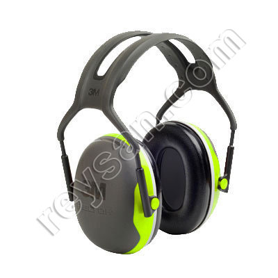 3M CASQUE PELTOR X 33 DB - FINO