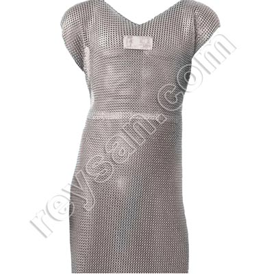 TUNIQUE EN MAILLE STAHLNETZ BOLERO LIGHT DETECTABLE